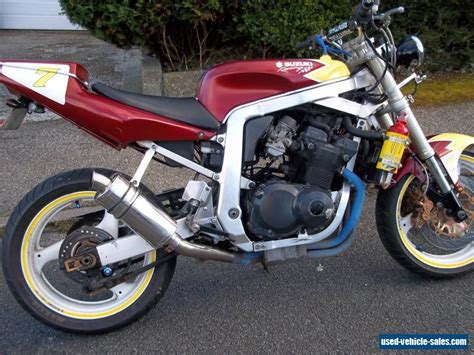 Suzuki Streetfighter For Sale 1992 Suzuki Gsxr 400 Gk75 For Sale In The United Kingdom