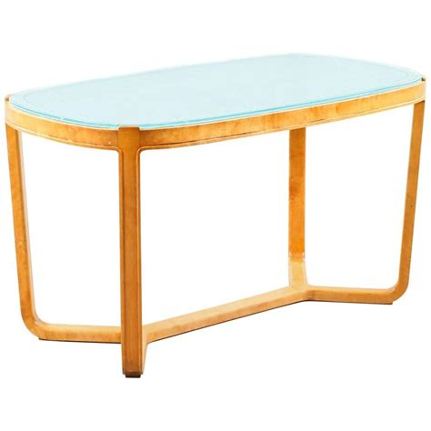 Nordic Art Deco Coffee Table By Bodafors Svenska For Sale Deco Coffee Tables For Sale