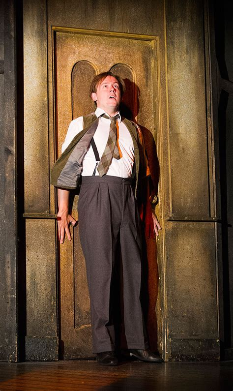 cast of the woman the woman in black at fortune theatre london review london