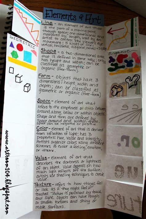 pattern art element definition 101 best art worksheets handouts images on pinterest
