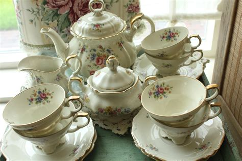 Decoration Things For Home Bavaria Servies Lady Mac Glory