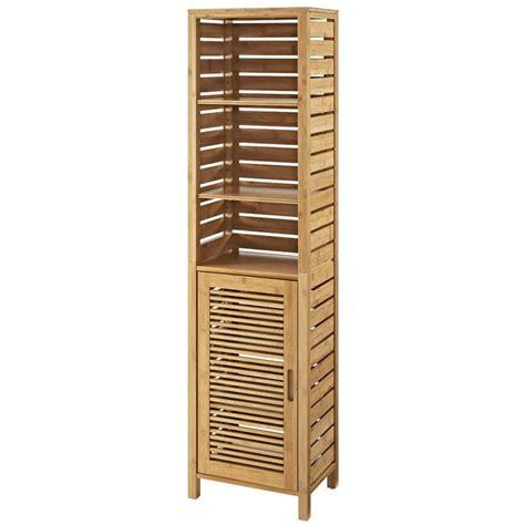 Linen Shelf by Linon Bracken 3 Shelf Linen Tower In 980210nat01u