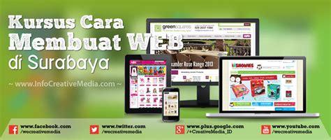 cara membuat skck online di surabaya kursus cara membuat website di surabaya creative media corp