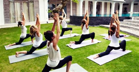 Detox Fitness Retreat by Detox Fitness And Retreat In Bali In Bali