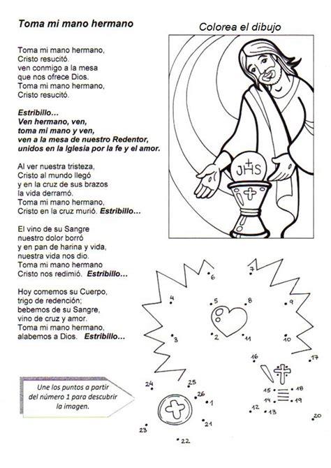 canciones para misa la catequesis el blog de sandra recursos catequesis