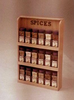 ipad spice rack plans   easy  follow