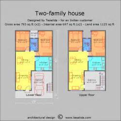 multi family house plans in india family home plans ideas multi family plan 52764 at familyhomeplans com