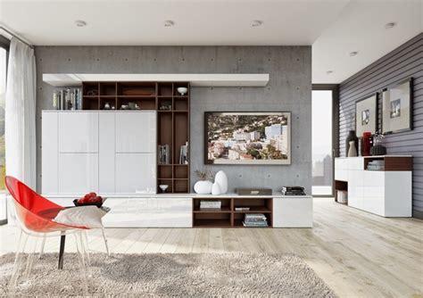 wohnzimmer weiss grau holz wandgestaltung im wohnzimmer 85 ideen und beispiele