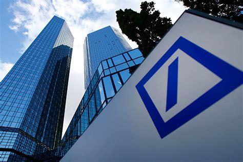bancos alemanes en espa a deutsche bank primer banco en calidad de servicio en