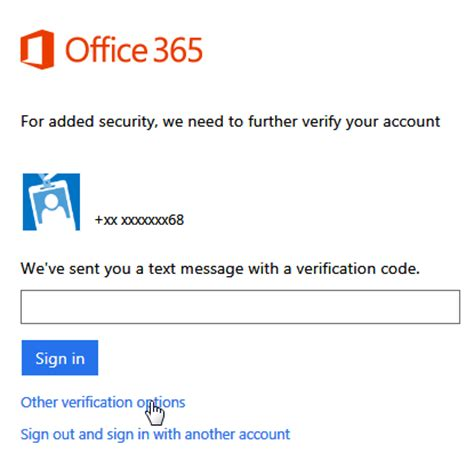 Office 365 Two Factor Authentication Office 365 Setup Multi Factor Authentication Benoit S