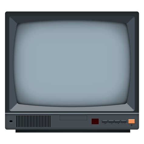 tv set png television icon yesterday icons softicons com