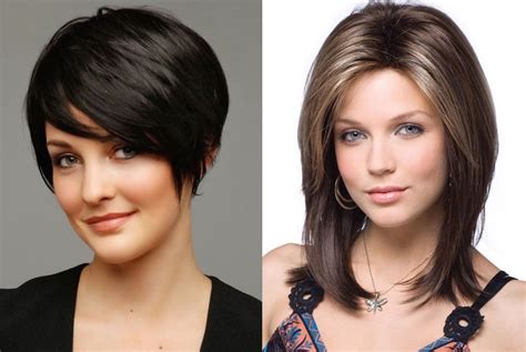 oval head hairstyles hairdo for oval head haircuts and face shapes the best