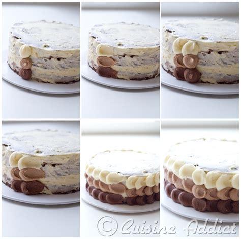 tuto d 233 coration de g 226 teau petal cake ou g 226 teau p 233 tales cuisine addict
