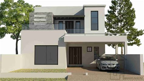 Two Family House Plans by 2 Storey House Design Plans 35x65 Gharplans Pk