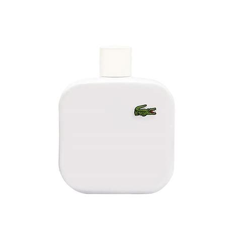 Lacoste L 12 12 White 100ml perfumes for lacoste l 12 12 white edt 100 ml for