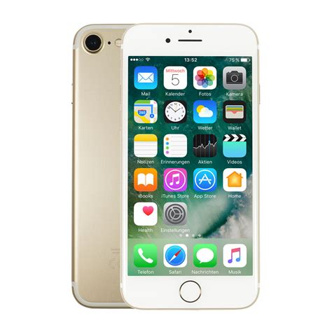 7 iphones ranked apple iphone 7 128gb gold bei notebooksbilliger de