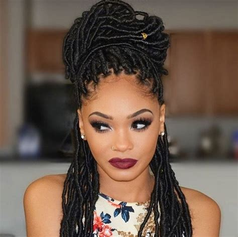 faux locs done in south carolina faux locs hair inspiration pinterest locs and faux locs