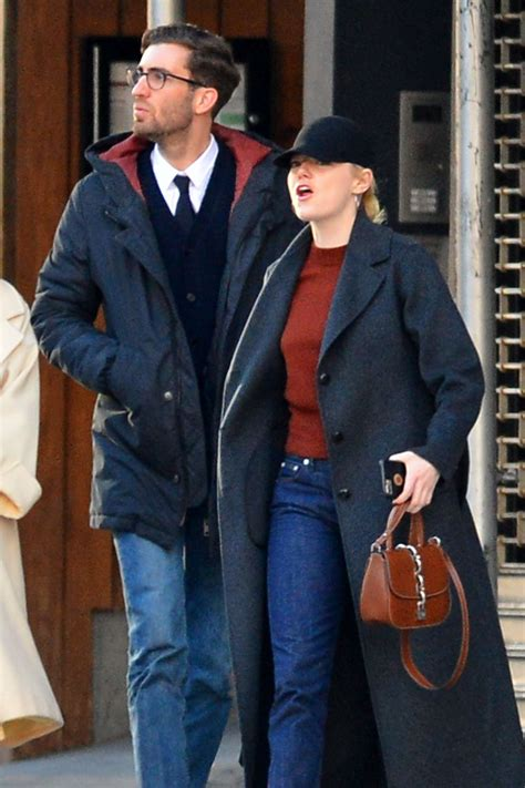 emma stone dave mccary emma stone and dave mccary out in nyc