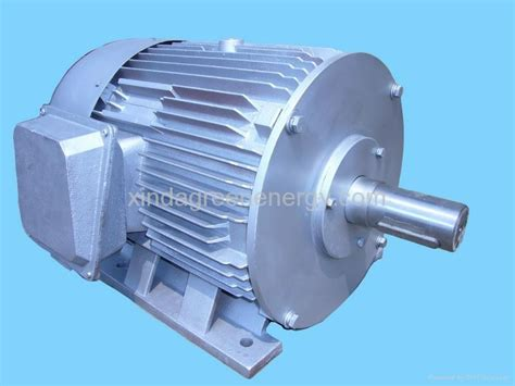 wind turbine vertical horizontal permanent magnet
