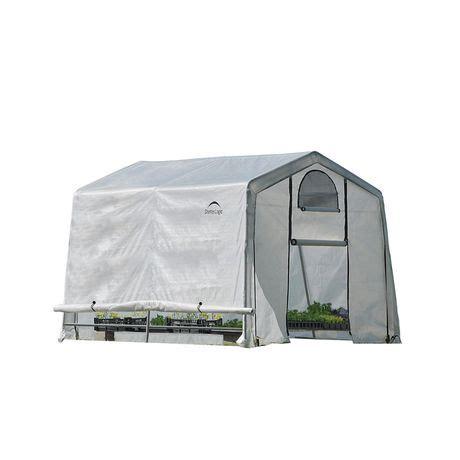 growit greenhouse   box easy flow greenhouse peak style