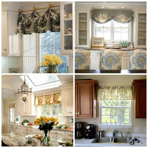 Curtains For Small Kitchen Windows Small Kitchen Window Treatments Blindsgalore