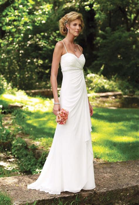 simple wedding dress for outdoor wedding 8 weddings