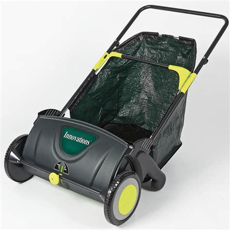 lawn leaf sweeper innovations