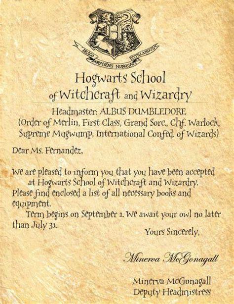 lettere d testo come fare una lettera da hogwarts istruzioni per l uso