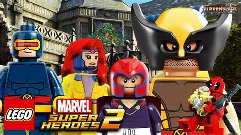 Ps4 Lego Marvel Heroes 2 lego marvel heroes 2 ps4 mix