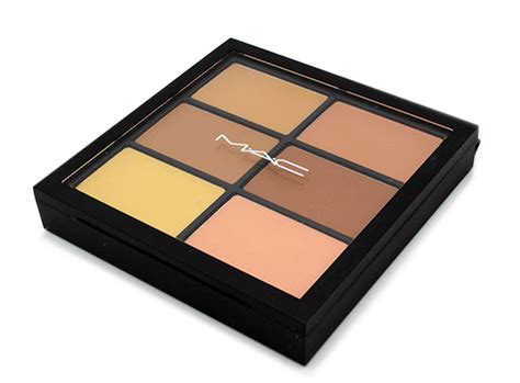 Mac Concealer Palette mac studio pro conceal and correct palette in medium