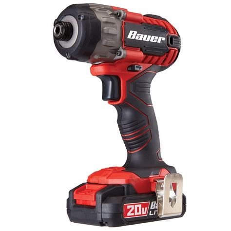 Impact Driver 20v hypermax lithium 1 4 in hex compact impact driver kit