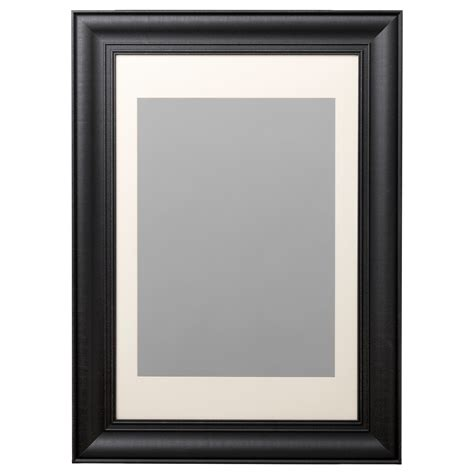 cornici 61x91 skatteby frame black 61x91 cm ikea
