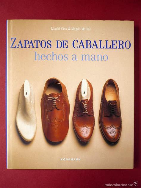 libro zapato zapatos de caballero hechos a mano k 246 nemann 1 comprar en todocoleccion 55825669