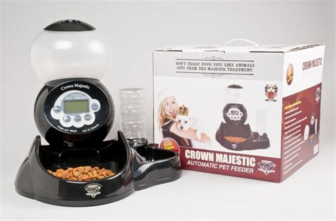 Best Timed Cat Feeder crown majestic series v 2 review