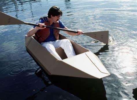 cardboard boat challenge instructions boat 201305