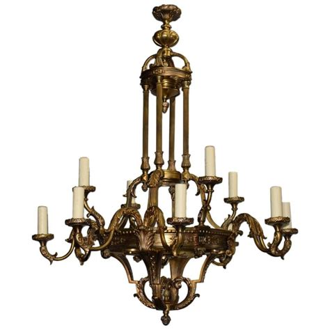 Antique Chandelier For Sale Antique Chandelier Neoclassical For Sale At 1stdibs