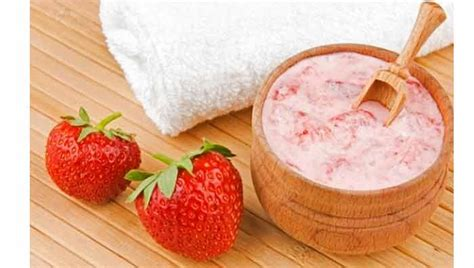 Nature Secrets Almond Strawberry Colour Care Hair Mask 8 benefits of almond tips to make it at home my