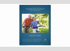 Senior Living Community Flyer Template - Word & Publisher Holiday Gift Guide Microsoft