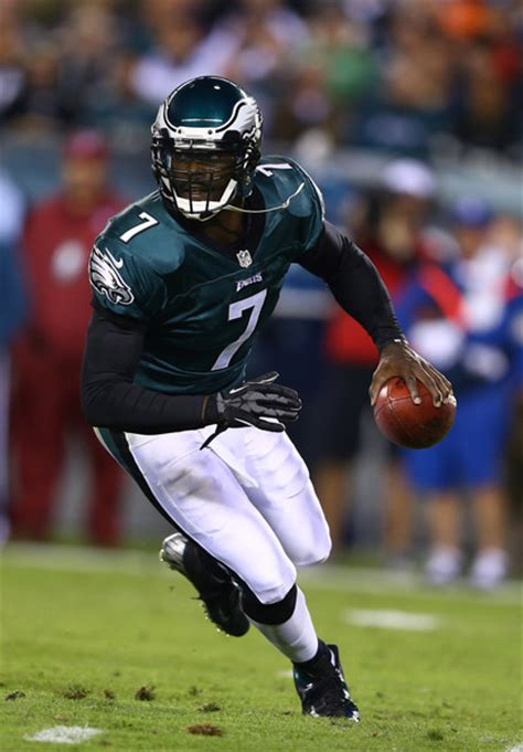 michael vick bench press nfl inferno andy reid should bench vick and start his
