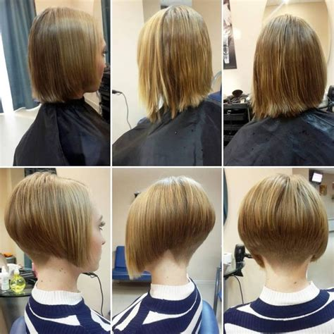 stacked vs texturized nape womens haircuts 71 best images about short nape on pinterest inverted