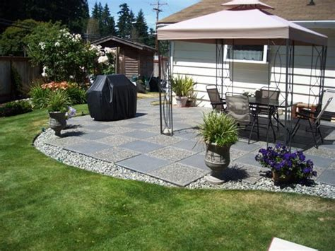 backyard designs patio