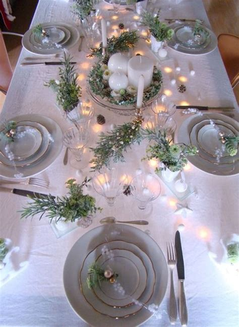 decorazioni natalizie tavola fai da te addobbi natalizi fai da te per la tavola 15 idee per