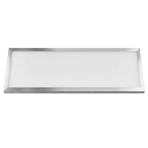 feit electric led flat panel light fixture costco 4000 lumen 4000k 1ft x 4ft led flat panel ceiling fixture