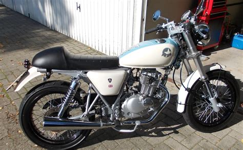 125er Motorrad Shop by 125er Cafe Racer Motorrad Bild Idee
