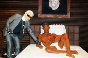 Gorgeous Homes Interior Design Fashion Icon Karl Lagerfeld Creates Creepy Room And Boytoy