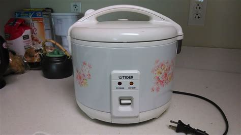Rice Cooker Tiger food hacks cooking with a rice cooker buttered chopsticks