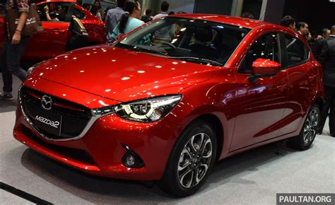 mazda th 2016 mazda 2 with led lights now in m sia rm91k