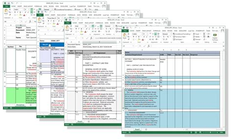 Document Analyzer Reviews And Pricing 2018 Requirements Compliance Matrix Template
