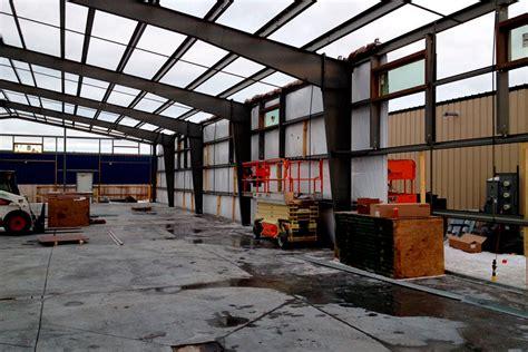 north dakota steel building  accelerated green works