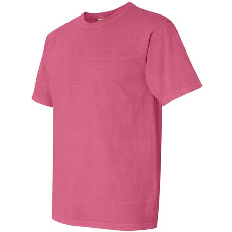 crunchberry comfort colors comfort colors 1717 garment dyed heavyweight ringspun